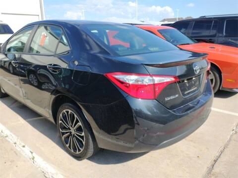 2016 Toyota Corolla for sale at Excellence Auto Direct in Euless TX