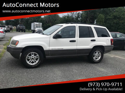 2004 Jeep Grand Cherokee for sale at AutoConnect Motors in Kenvil NJ