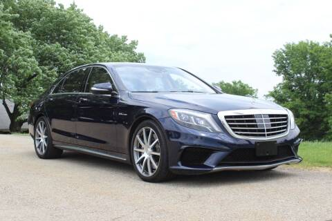 2015 Mercedes-Benz S-Class for sale at Harrison Auto Sales in Irwin PA