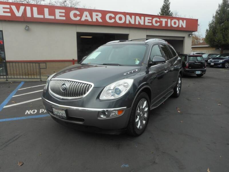2011 Buick Enclave for sale at ROSEVILLE CAR CONNECTION in Roseville CA