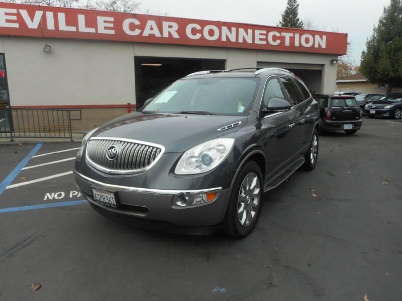 2011 Buick Enclave for sale at ROSEVILLE CAR CONNECTION in Roseville CA