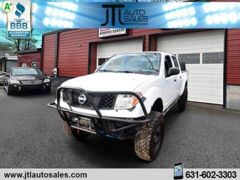 2007 Nissan Frontier for sale at JTL Auto Inc in Selden NY
