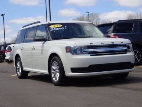 2014 Ford Flex for sale at Cj king of car loans/JJ's Best Auto Sales in Troy MI