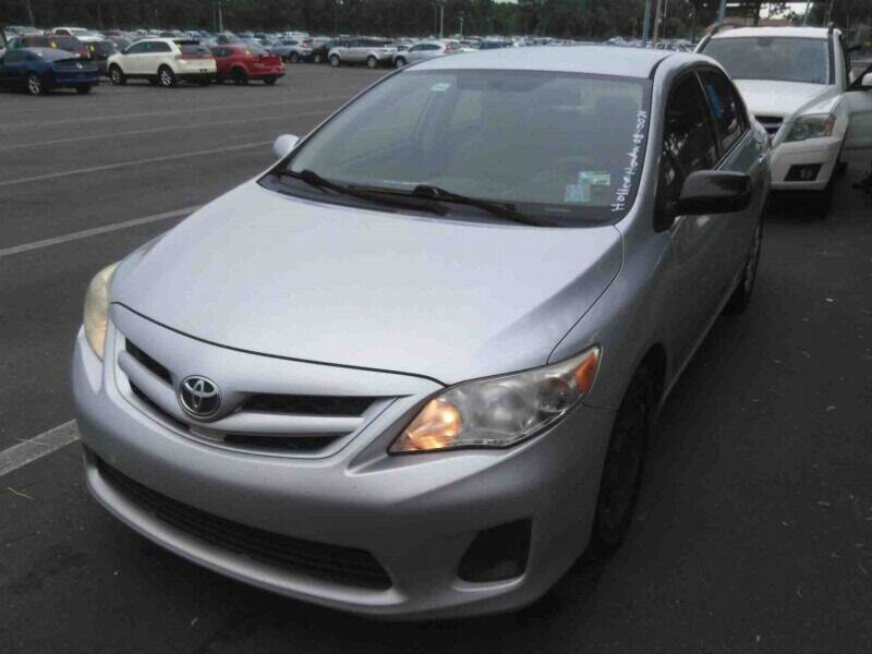 2011 Toyota Corolla for sale at Sensible Choice Auto Sales, Inc. in Longwood FL