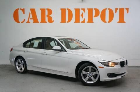 2014 BMW 3 Series for sale at Car Depot in Miramar FL