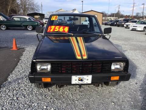 1979 Dodge D150 Pickup for sale at K & E Auto Sales in Ardmore AL