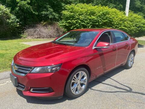 2014 Chevrolet Impala for sale at Padula Auto Sales in Braintree MA