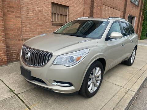 2015 Buick Enclave for sale at Domestic Travels Auto Sales in Cleveland OH
