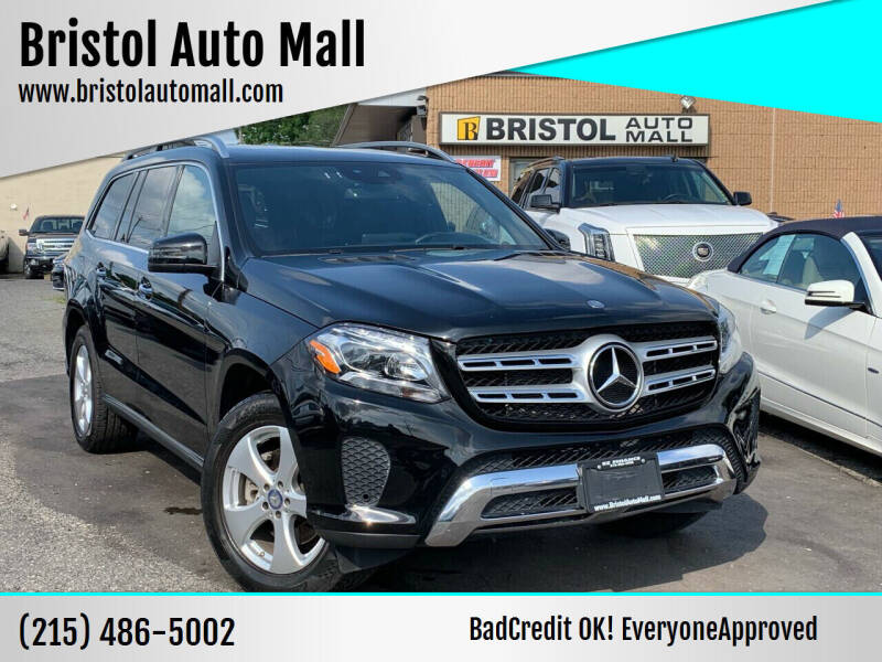 2017 Mercedes-Benz GLS for sale at Bristol Auto Mall in Levittown PA