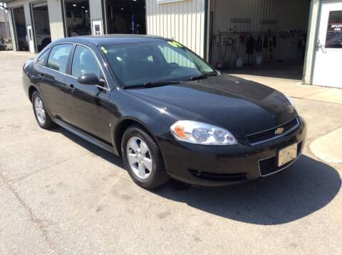 2009 Chevrolet Impala for sale at TRI-STATE AUTO OUTLET CORP in Hokah MN