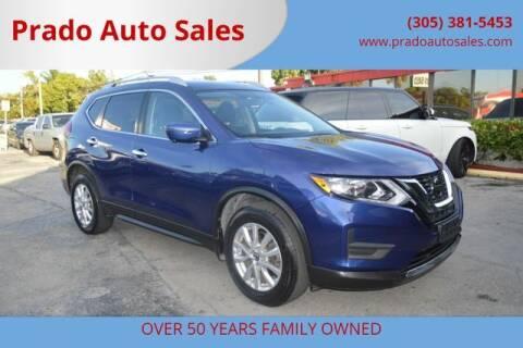 2018 Nissan Rogue for sale at Prado Auto Sales in Miami FL
