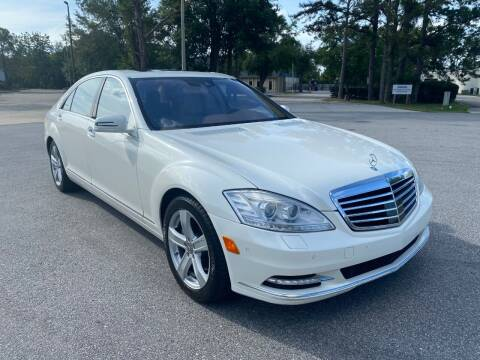 2010 Mercedes-Benz S-Class for sale at Global Auto Exchange in Longwood FL