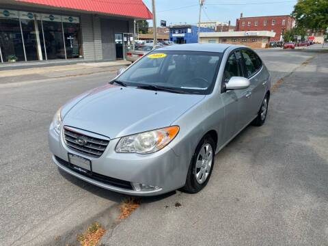 2008 Hyundai Elantra for sale at Midtown Autoworld LLC in Herkimer NY