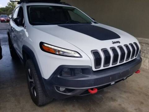 2015 Jeep Cherokee for sale at Schneck Motor Company in Plano TX