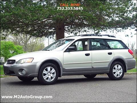 2005 Subaru Outback for sale at M2 Auto Group Llc. EAST BRUNSWICK in East Brunswick NJ