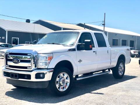 2012 Ford F-250 Super Duty for sale at Torque Motorsports in Rolla MO