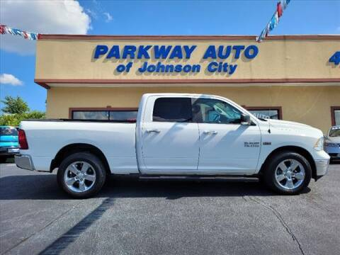 2016 RAM Ram Pickup 1500 for sale at PARKWAY AUTO SALES OF BRISTOL - PARKWAY AUTO JOHNSON CITY in Johnson City TN
