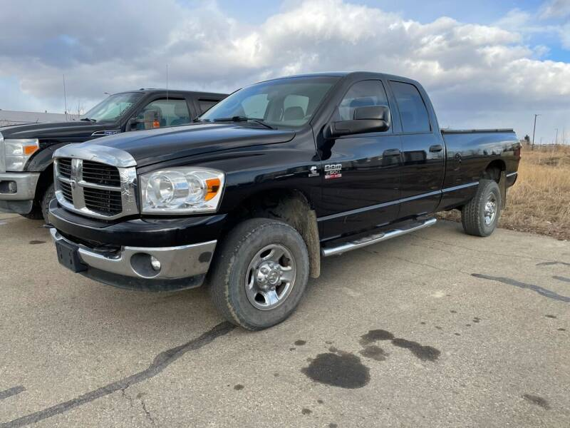 2007 Dodge Ram Pickup 2500 for sale at Truck Buyers in Magrath AB