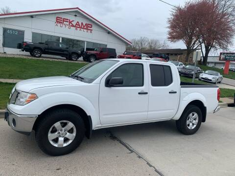2010 Nissan Frontier for sale at Efkamp Auto Sales LLC in Des Moines IA