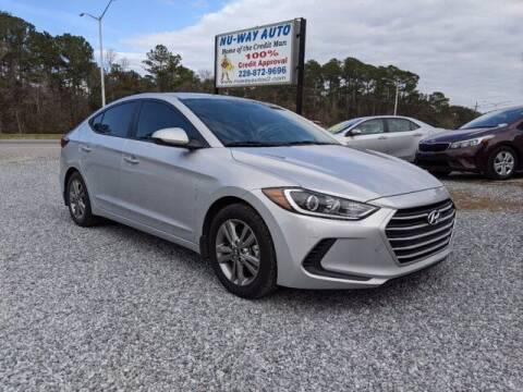 2018 Hyundai Elantra for sale at Nu-Way Auto Ocean Springs in Ocean Springs MS