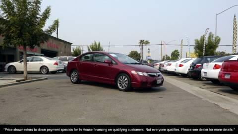 2009 Honda Civic for sale at Westland Auto Sales in Fresno CA