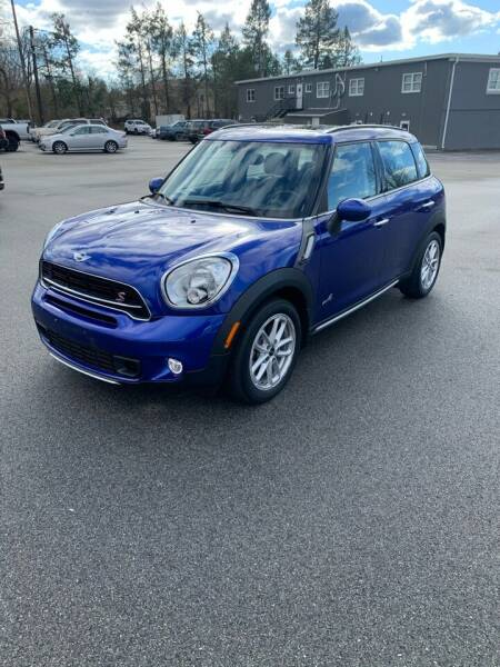 2016 MINI Countryman for sale at BEACH AUTO GROUP INC in Fishkill NY