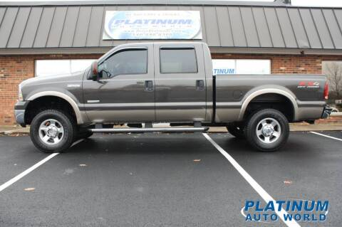 2006 Ford F-250 Super Duty for sale at Platinum Auto World in Fredericksburg VA