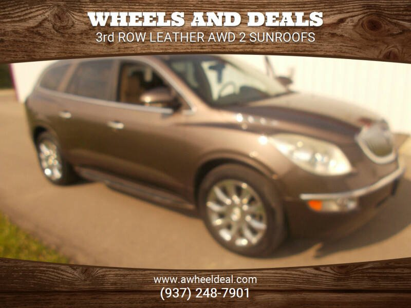 2011 Buick Enclave for sale at Wheels and Deals in New Lebanon OH