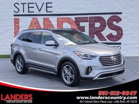 2019 Hyundai Santa Fe XL for sale at The Car Guy powered by Landers CDJR in Little Rock AR