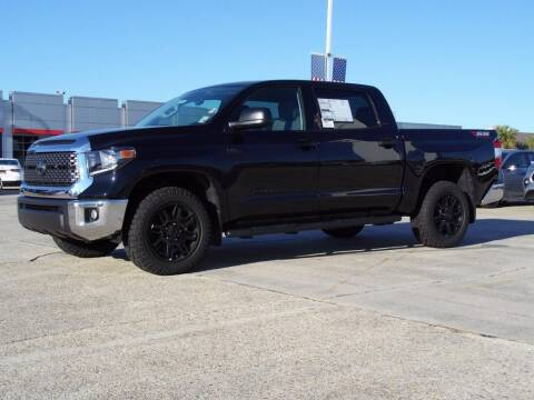 2021 Toyota Tundra for sale at Courtesy Toyota & Ford in Morgan City LA