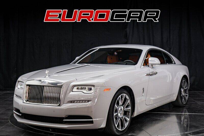 2021 Rolls-Royce Wraith for sale in Costa Mesa, CA