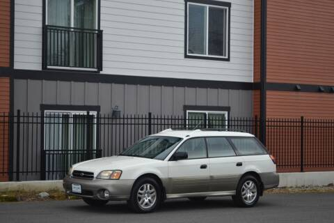 2000 Subaru Outback for sale at Skyline Motors Auto Sales in Tacoma WA