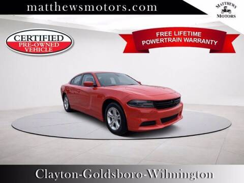 2020 Dodge Charger for sale at Auto Finance of Raleigh in Raleigh NC