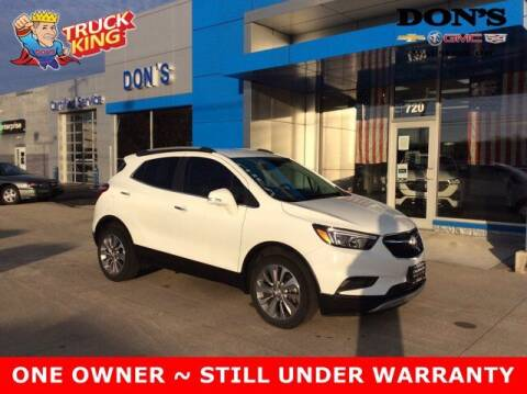 2017 Buick Encore for sale at DON'S CHEVY, BUICK-GMC & CADILLAC in Wauseon OH