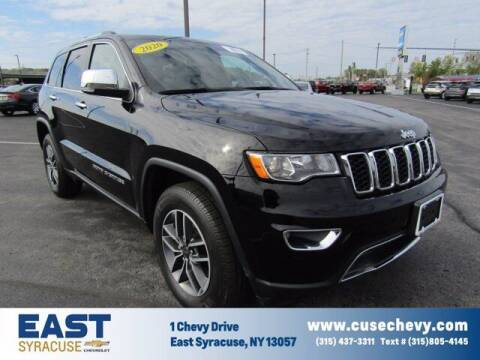 2020 Jeep Grand Cherokee for sale at East Syracuse Performance Sales & Service in Syracuse NY