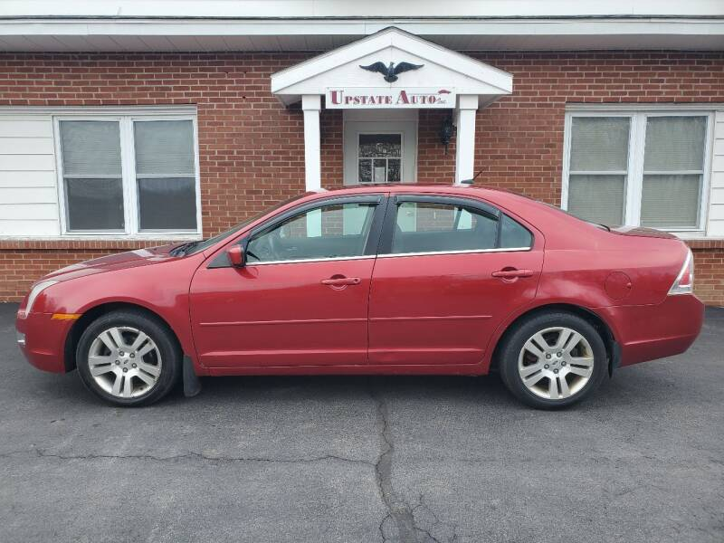 2007 Ford Fusion for sale at UPSTATE AUTO INC in Germantown NY
