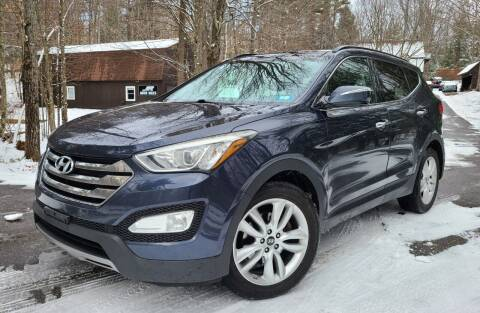 2014 Hyundai Santa Fe Sport for sale at JR AUTO SALES in Candia NH