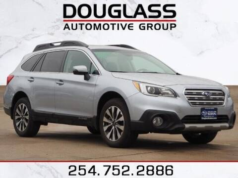 2016 Subaru Outback for sale at Douglass Automotive Group in Central Texas TX