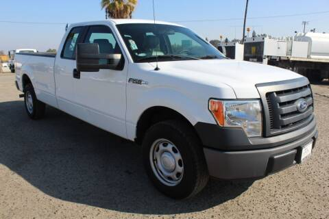 2012 Ford F-150 for sale at Kingsburg Truck Center - Flatbed Trucks in Kingsburg CA