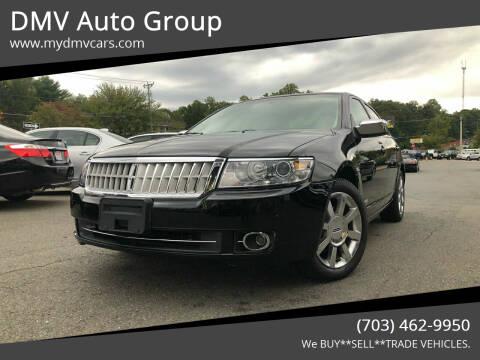 2007 Lincoln MKZ for sale at DMV Auto Group in Falls Church VA