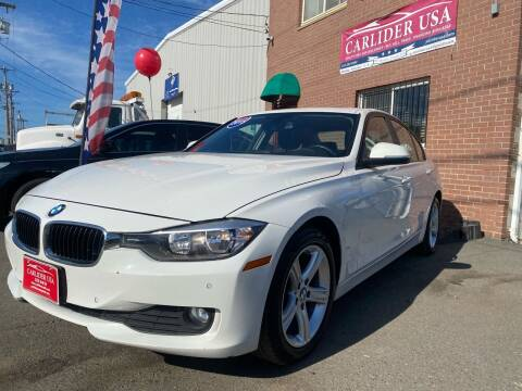 2015 BMW 3 Series for sale at Carlider USA in Everett MA