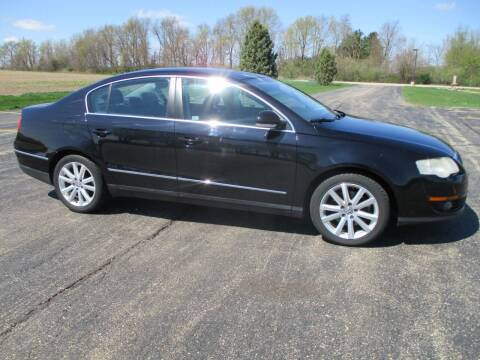 2010 Volkswagen Passat for sale at Crossroads Used Cars Inc. in Tremont IL