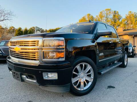2015 Chevrolet Silverado 1500 for sale at Classic Luxury Motors in Buford GA