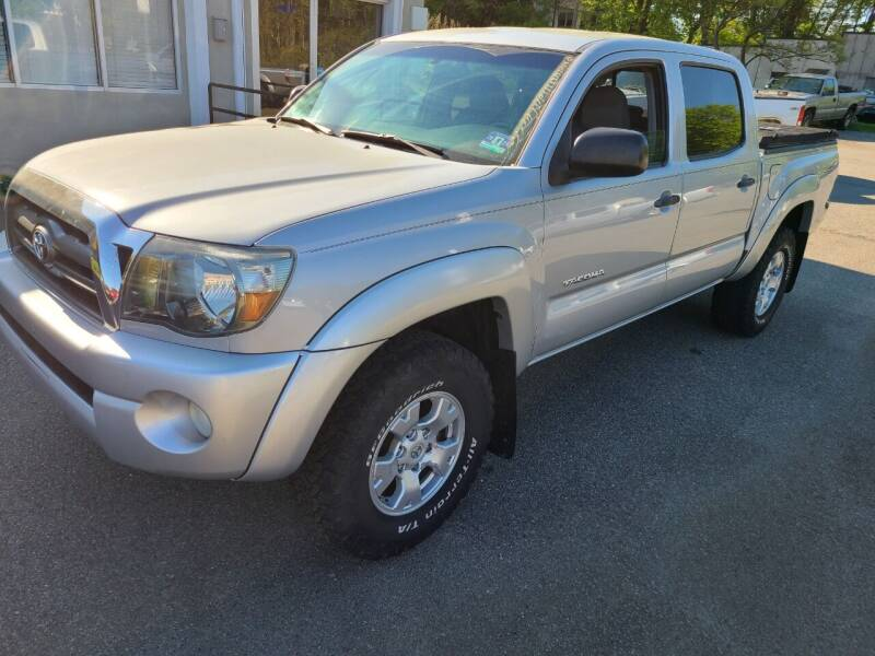 2010 Toyota Tacoma for sale at New Jersey Automobiles and Trucks in Lake Hopatcong NJ