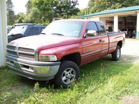 1997 Dodge Ram Pickup 1500 for sale at Summit Auto Inc in Waterford PA