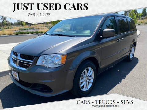 2016 Dodge Grand Caravan for sale at Just Used Cars in Bend OR