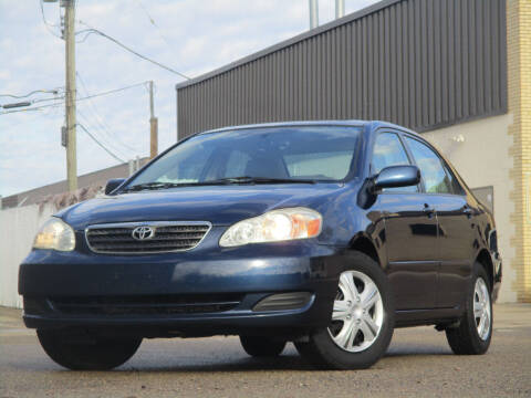 2007 Toyota Corolla for sale at Autohaus in Royal Oak MI