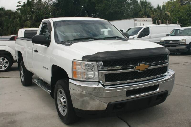 2012 Chevrolet Silverado 2500HD for sale at Mike's Trucks & Cars in Port Orange FL