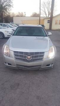 2008 Cadillac CTS for sale at Limited Auto Sales Inc. in Nashville TN