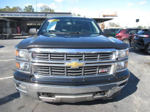 2014 Chevrolet Silverado 1500 for sale at Maluda Auto Sales in Valdosta GA